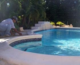Landscape Pool in Palmetto Bay