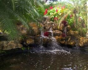Custom Waterfalls in Miami Beach