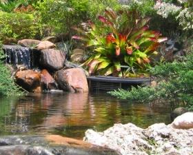 Custom Waterfalls in Miami