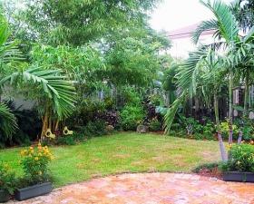 Backyard Landscape Design for Miami, FL