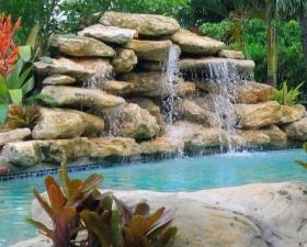Landscape Pool in Miami, FL