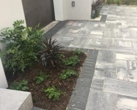Landscape Paver Installation