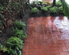 Tropical Landscaping Design in Miami Beach