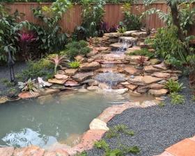 Water Feature Design and Landscape Design