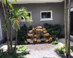 Tropical Landscape Design for Pinecrest, Florida