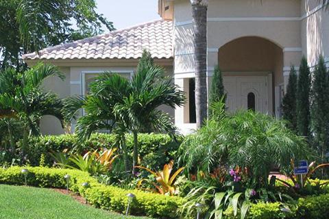 Landscape Design in Key Biscayne, Miami, Miami Beach, Palmetto Bay