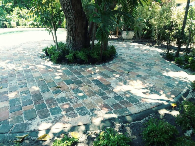 Landscape Pavers in Miami