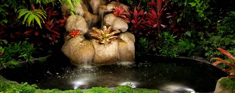 Outdoor Landscape Lighting in Coral Gables, Kendall, Miami