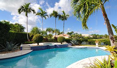 Landscape Design in Miami Beach, FL